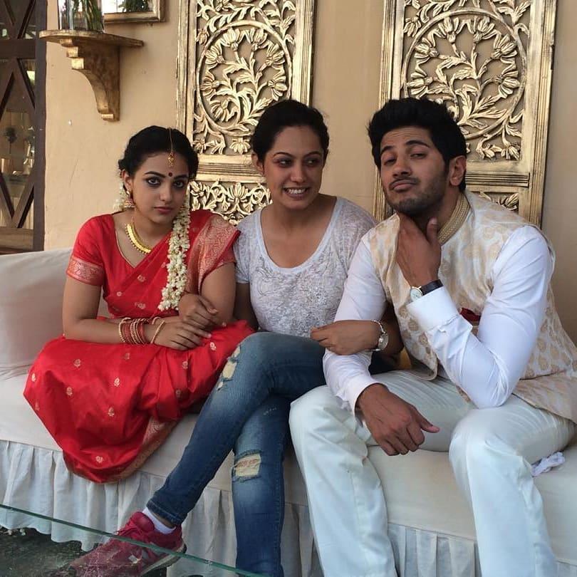 Tamil Celebrities Latest Photos, Nithya Menon