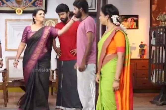 Pandian Stores, Vijay TV