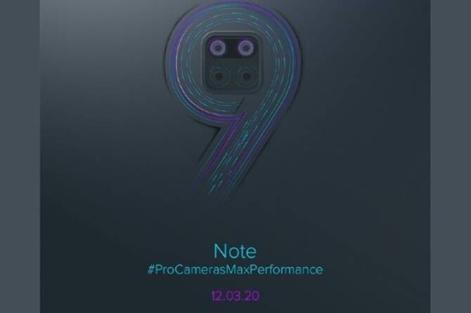Redmi Note 9 launching next week specifications price availability