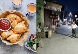coronavirus outbreak : Rampur man asked samosas through helpline made to clean drains