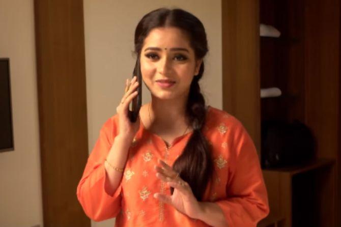 Sun TV Nayagi Serial, Thiru Anandhi