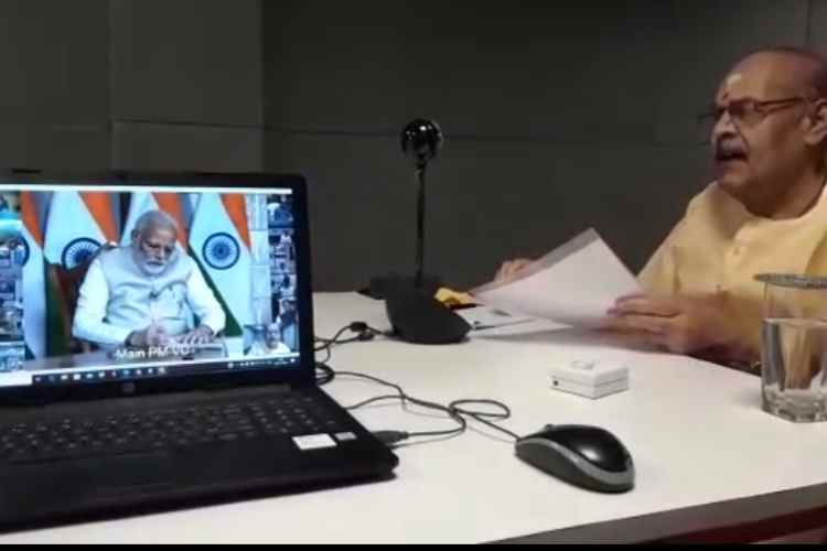 pm modi conversation with doctors, pm modi conversation with nurses, pm modi speaks with tamil nadu ayush doctor, மருத்துவர்களுடன் உரையாடிய மோடி, நர்ஸ்களுடன் உரையாடிய மோடி, கொரோனா நோயாளிகளுக்கு சிகிச்சை அளிக்கும் மருத்துவர்கள், தமிழக சித்த மருத்துவருடன் உரையாடிய மோடி, pm modi conversation with tamil sidhdha doctor, modi speak with medical on coronavirus medicine, siddha medicine, ayurvedh medicine, lockdown india, india fights against coronavirus, covid19, corona latest news