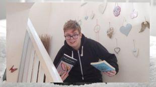 UK boy bullied for reading too many books