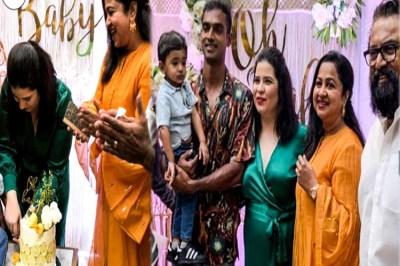 இரண்டாவது முறையாக கர்ப்பம் தரித்த ரேயான் – பாட்டி ராதிகா செம ஹேப்பி