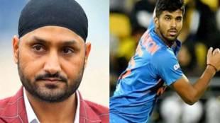 harbhajan singh questioned washington sundar selection bcci indian cricket team