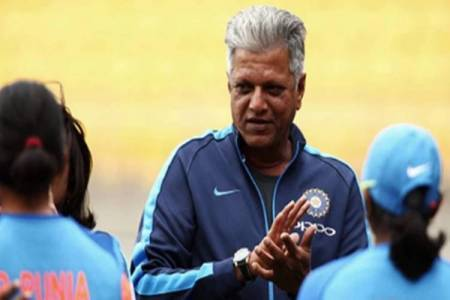 women t20 world cup final defeat vs australia coach wv raman
