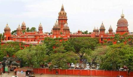 cooperative society employees case madras high court