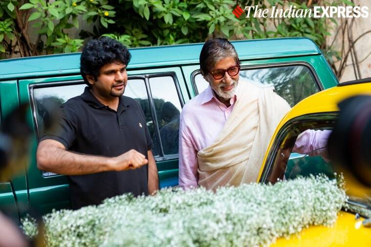Amitabh Bachchan's first family car Vintage Ford made him speechless