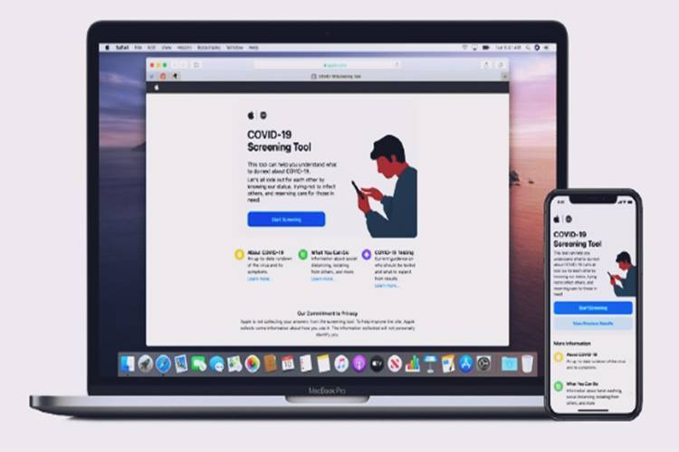 Apple develops Covid-19 self-screening tool how to use it