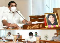 cm palaniswamy press meet tn covid19 new case 17 total 67