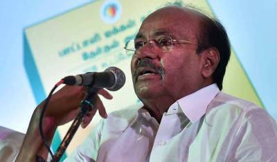 murasoli land issue madras high court interim ban for investigate ramadoss