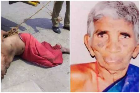 theni quarantine man bite old woman to death, theni quarantine man runs out naked, கொரொனா வைரஸ், தேனி இளைஞர், மூதாட்டியை கடித்து கொன்ற தேனி இளைஞர், theni man bite old woman to death, a man bite old woman to death, coronavirus, Covid-19, theni district, tamil nadu, corona virus news, coronavirus news tamil nadu, latest coronavirus news