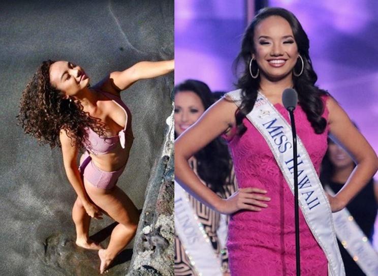 Miss Hawaii 2015 Jeanné Kapela tested Covid-19 positive