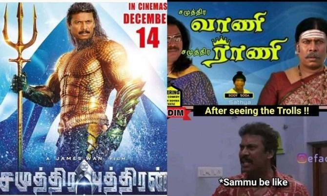Pray for Samuthirakani twitter trending of the day