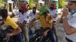 Trending viral video of Coronavirus awareness campaign by Bengaluru Police