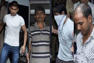 delhi gangrape convicts hanged to death