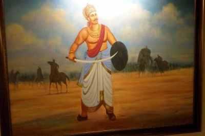 மத்திய பாதுகாப்புத்துறை அலுவலகத்தில் ராஜேந்திர சோழன்!