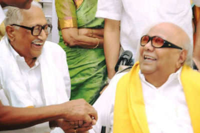 70 years friendship of Kalaignar Karunanidhi and perasiriyar K.anbazhagan