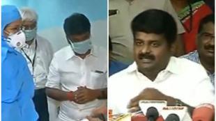covid-19, coronavirus 2nd case confirmed in tamil nadu, tamil nadu 2nd coronavirus confirmed, minister vijaybaskar, tamil nadu, கொரோனா வைரஸ், தமிழகத்தில் 2வது கொரோனா வைரஸ் உறுதி, அமைச்சர் விஜயபாஸ்கர், chennai 2nd coronavirus, coronavirus latest news, tamil nadu coronavirus latest news