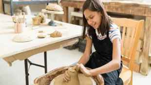 pottery, parenting tips, parenting, teaching kids skills, why kids should learn pottery