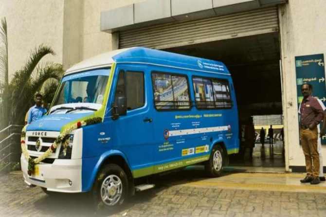 chennai, chennai metro, metro rail, passengers, tempo traveller, share taxi, share auto, cmrl