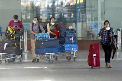 corona virus, corona virus in India , covid-19 corona virus cases in India, chennai, chennai airport, international terminal, arrival, domestic flights, ghost flights, iata