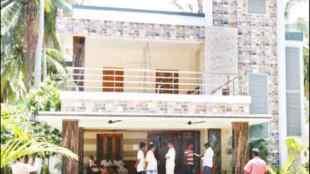 theft, cuddalore, collector house, thanjavur, cctv, police, enquiry, anbuselvan
