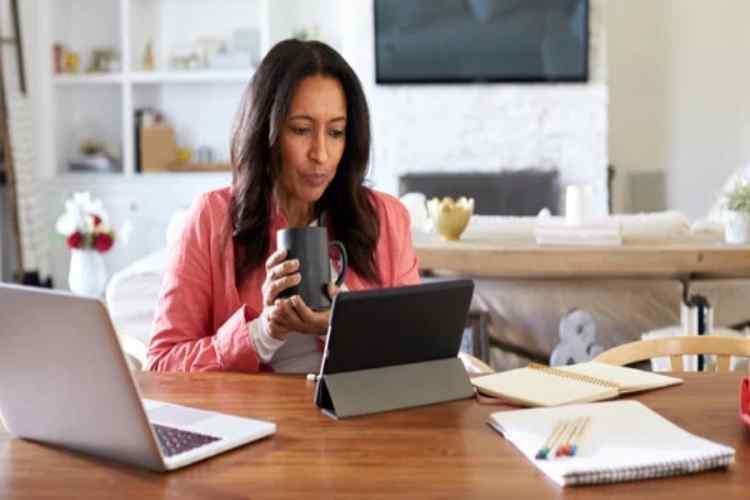 increase productivity work from home, wfh coronavirus, coronavirus pandemic wfh, indian express