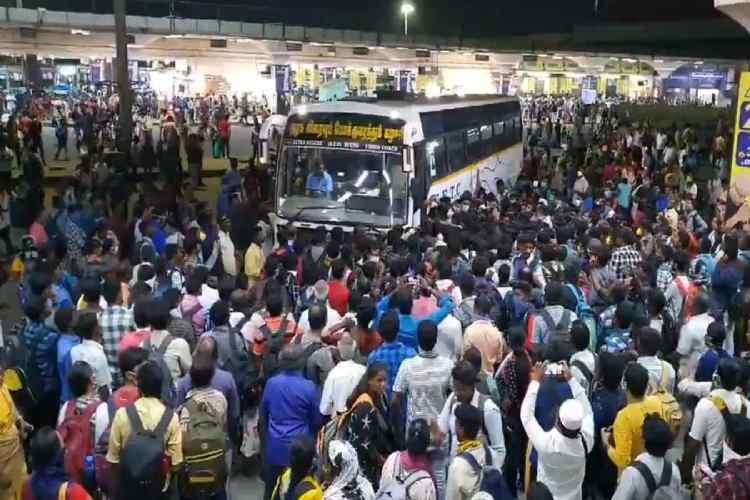 coronavirus, coronavirus pandemic, tamil nadu, 144 imposition, buses