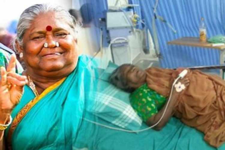 paravai muniyamma, madurai, folk singer, dhool, vikram, paravai muniyamma death, kalaimamani