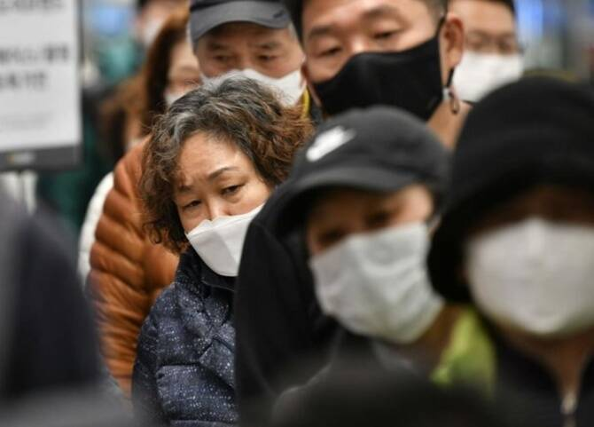Coronavirus outbreak COVID 19 reason behind lockdown