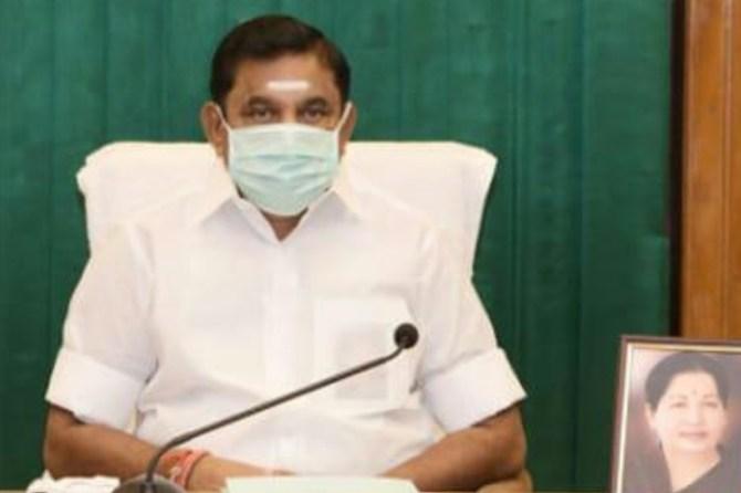 CM Edappadi Palaniswami, coronavirus