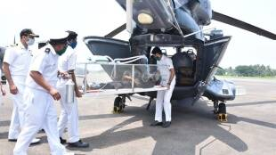 Indian Navy designs air pod for safe evacuation of Covid-19 patients from remote locations