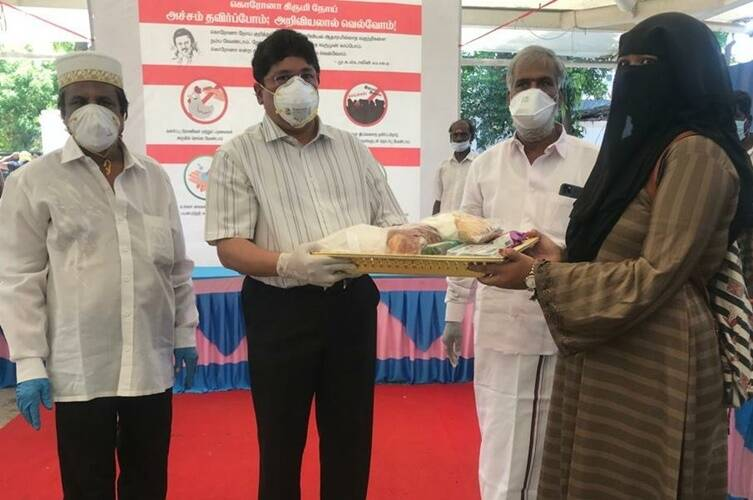 DMK MP Dayanidhi Maran condemned PM Modi