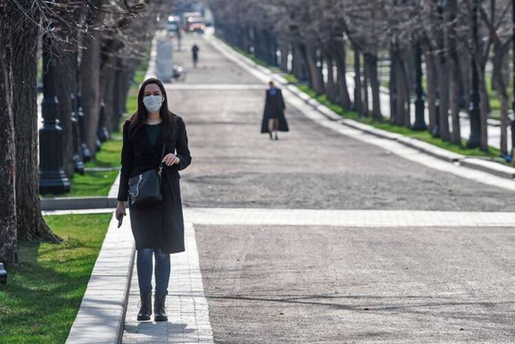 China Wuhan records zero corona cases last week