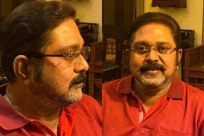 TTV Dhinakaran's lockdown photos went viral on social media