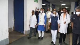 Gujarat Congress MLA tests Covid 19 positive, met CM Rupani