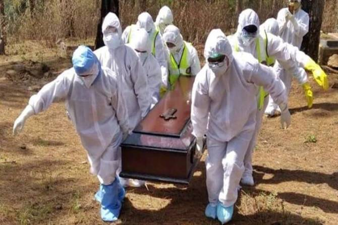 Meghalaya doctor death, Buried after 36 hours