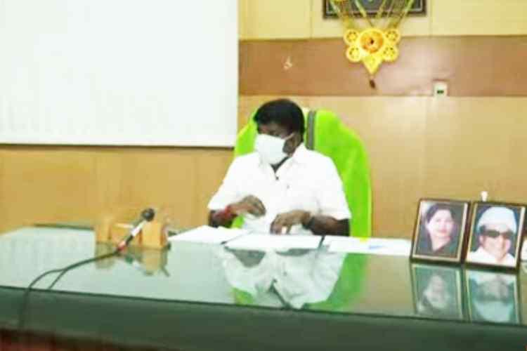 CoronaVirus, CoronaVirus Tamil Nadu, CoronaVirus Tamil Nadu Toll, CoronaVirus Outbreak Tamil Nadu, CoronaVirus Tamil News, CoronaVirus Chennai News, கொரோனா வைரஸ், தமிழ்நாடு கொரோனா எண்ணிக்கை, அமைச்சர் விஜயபாஸ்கர், அமைச்சர் விஜயபாஸ்கர் பேட்டி, CoronaVirus Minister Vijayabaskar, corona virus minister vijayabaskar press meet, corona cases chennai