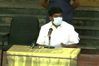 Minister Vijayabaskar interview, vijayabaskar says CM edappadi k palaniswami tested covid-19 negative, சுகாதாரத்துறை அமைச்சர் விஜயபாஸ்கர் பேட்டி, முதல்வர் பழனிசாமிக்கு கொரோனா பரிசோதனை, முதல்வருக்கு கொரோனா இல்லை, CM palaniswami tested covid-19 negative, coronavirus data, latest coronavirus news, tamil nadu coronaviurs news