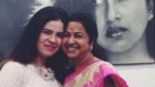 Rayane Mithun Names her baby Radhya Mithu, to tribute her mother Radhika Sarathkumar