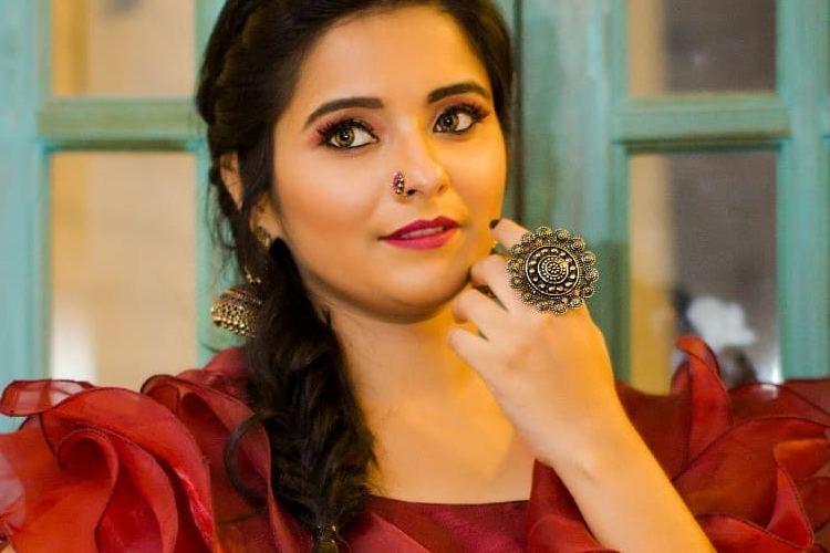Sun TV Kanmani serial Valarmathi, Haripriya (1)