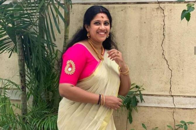 Sun TV Nayagi Serial Meera Krishnan