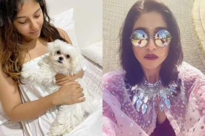 Tamil Cinema Celebrities Latest Images, Anjali, Regina Cassandra