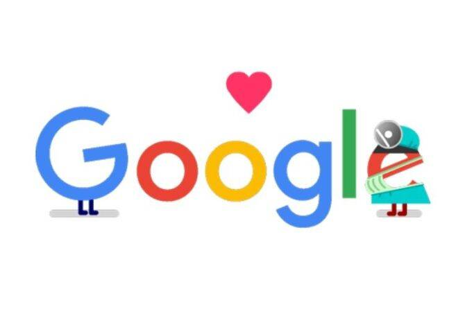 Google Doodle Thank you coronavirus helpers tech giant honours medical workers
