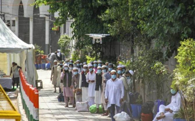 beela rajesh 110 new corona cases in tn delhi nizamuddin covid 19
