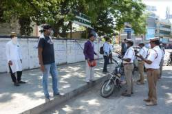 police notify vehicle numbers roaming unwanted covid 19 india lockdown