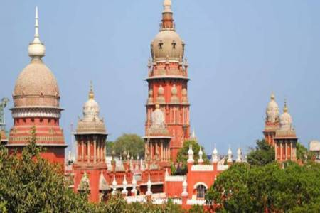 rs 1000 madras high court tn government
