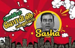 lollu sabha actor seshu comedian slashes vijay tv