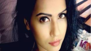 tamil movie actress Sharmiela Mandre met accident Bengaluru cops book case